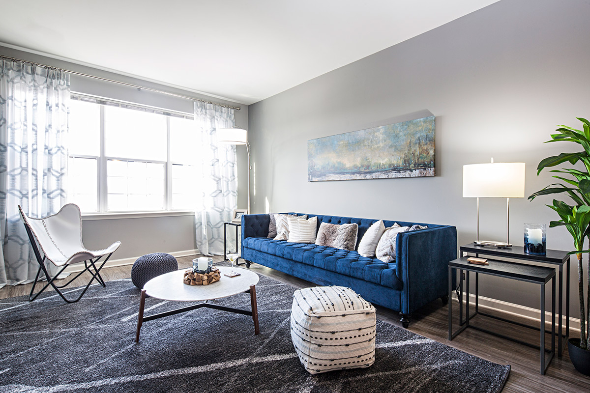 The Edge at Freehold Floor Plan